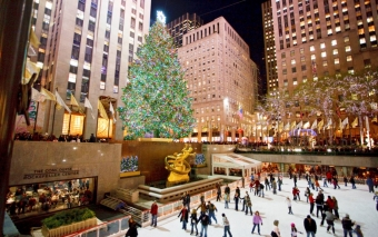 NATALE A NEW YORK LOW COST